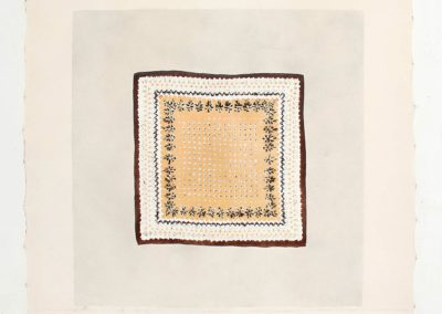 Heritage. Grandma's Kerchiefs. For the graveyard, 2013