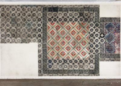 Cultural Floor. 10 Kalvariju Street (Entrance), 2016